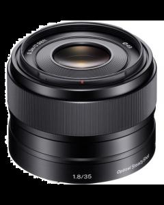 Sony NEX E 35mm f1.8 OSS Lens For Sony NEX Digital Cameras: Refurbished