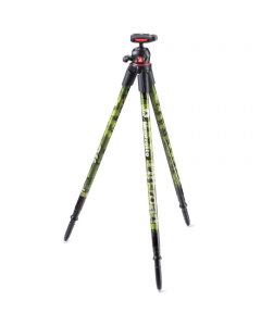 Manfrotto MKOFFROADG Off Road 4 Section Aluminium Tripod - Green