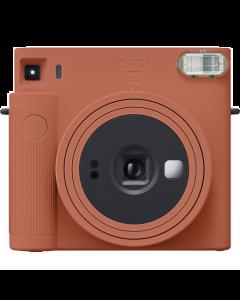 Fujifilm Instax Square SQ1 Instant Film Camera - Terracotta Orange