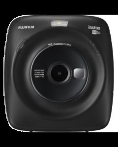 Fujifilm Instax Square SQ20 Hybrid Instant Film Camera - Black