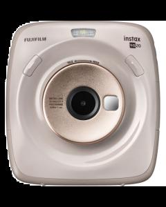 Fujifilm Instax Square SQ20 Hybrid Instant Film Camera - Beige