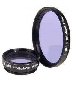 Optical Vision Light Pollution Filter For Telescope: 1.25