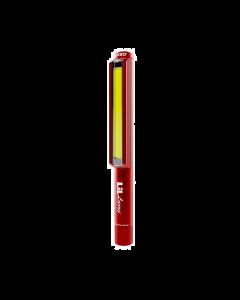 Nebo Lil Larry 250 Lumens Pocket Flashlight Torch - Red
