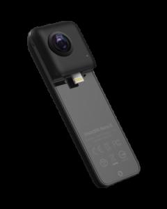 Insta360 Nano S 4K Camera for Smartphone - Black