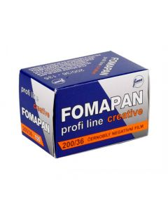 Fomapan Profi Line Creative ISO 200 Black & White 36 Exposure 35mm Film