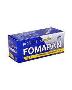 Fomapan Profi Line Classic ISO 100 Black & White 120 Roll Film
