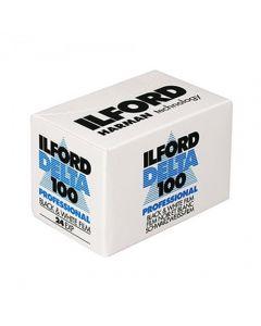 Ilford Delta 100 Professional Black & White 24 Exposure 35mm Film