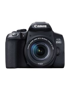 Canon EOS 850D Digital SLR with 18-55mm IS STM Lens