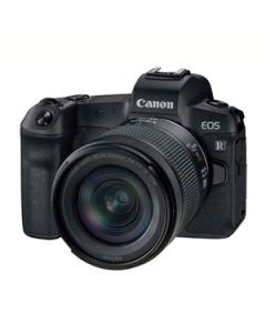 Canon EOS R Full Frame Digital Mirrorless Camera with 24-105mm IS STM Lens