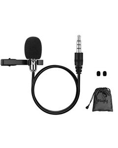 Dorr LV-10 Lavalier Microphone with Pouch