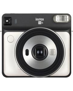 Fujifilm Instax SQ6 Instant Film Camera Pearl White