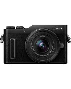 Panasonic Lumix GX880 Digital Mirrorless Camera with 12-32mm Lens - Black