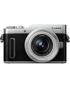 Panasonic Lumix GX880 Digital Mirrorless Camera with 12-32mm Lens - Silver