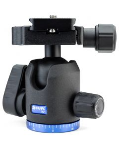 Benro IN1 Single Action Ball Head With Arca Quick Release Plate (8kg Load)