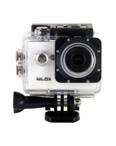 Nilox Mini F Full HD Action Video Camera - White