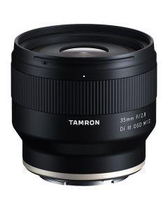 Tamron 35mm f2.8 Di III OSD Macro Lens - Sony FE Mount