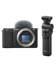 Sony Alpha ZV-E10 Digital Camera with Vlogging Grip
