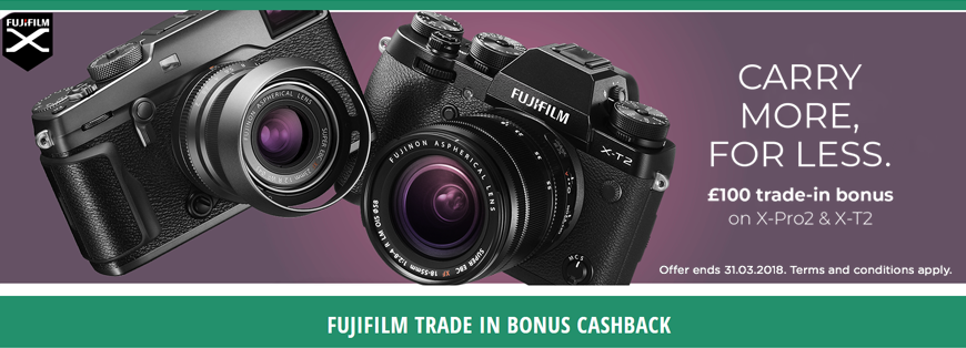 Fujifilm Trade In Bonus