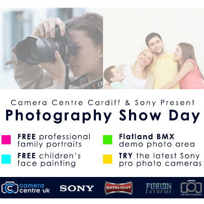 Sony Photography Show Day - Saturday July 6th 2019