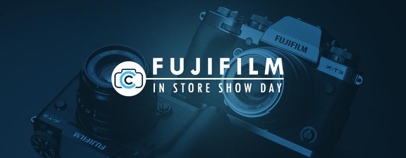 Fujifilm Christmas Show Day - Wednesday December 5th 2018