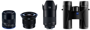 10% Off Zeiss products