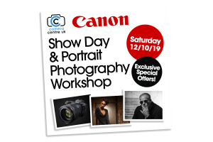 Canon Week - October 7th-13th 2019