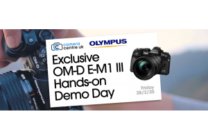 Olympus E-M1 III Hands-on Demo Day - Friday February 28th 2020