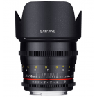 Samyang 50mm T1.5 AS UMC VDSLR Cine Lens - Sony E Mount