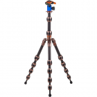 3 Legged Thing Equinox LEO Carbon Fibre Tripod System & AirHed Switch