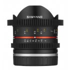 Samyang 8mm T3.1 Video UMC Fish-Eye II Lens - Fujifilm X Fit  AA0239