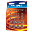 Grundig Lithium CR2025 Single Button Cell Battery