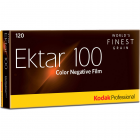 Kodak Ektar ISO 100 Professional Colour 120 Roll Film - 5 Pack