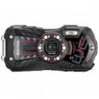Ricoh WG-30 Digital Camera - Black Case Bundle