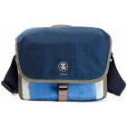 Crumpler Proper Roady 2.0 Camera Sling 2500 Shoulder Bag: Blue/Warm Grey