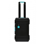 HPRC 2550W Wheeled Hard Case For Camera With Dividers Second Skin - Turquoise