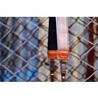iMo Neoprene Camera Fashion Strap - Rustic Brown