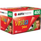 AgfaPhoto Vista Plus ISO 400 Colour 36 Exposure 35mm Film