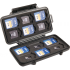 Peli 0915 Memory Card Case - Watertight, Dustproof and Crushproof