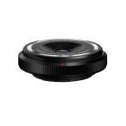 Olympus 9mm f8 Fisheye Body Cap Lens - Black BA0102