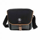 Crumpler Proper Roady 2.0 Camera Sling 2500 Shoulder Bag: Black/Grey