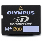 Olympus xD Picture Card 2GB M+