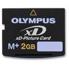 Olympus xD Picture Card 2GB M+