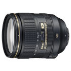 Nikon 24-120mm f4 G AF-S ED VR DSLR Camera Lens: White Box