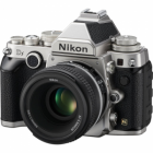 Nikon Df Full Frame Digital SLR Camera + 50mm Lens: Silver