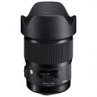 Sigma 20mm F1.4 DG HSM Art Lens: Canon AA0426