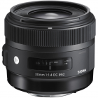 Sigma 30mm F1.4 DC HSM Prime Art Lens: Canon  AA0423