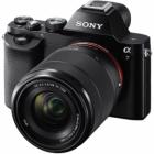 Sony Alpha A7 Full Frame Digital Camera with 28-70mm Lens: Refurbished