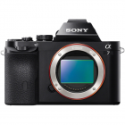 Sony Alpha A7 Full Frame Digital Camera Body: Refurbished