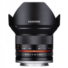 Samyang 12mm F2.0 NCS CS Ultra Wide Angle Lens for Fujifilm X Mount Black CA1774