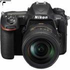 Nikon D500 Digital SLR Camera with 16-80mm f2.8-4 VR Lens